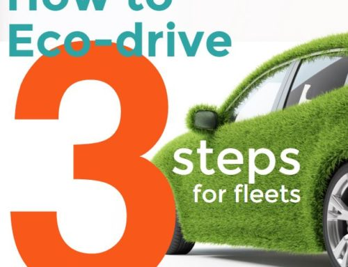 Presentation: How to ECO drive – 3 steps for commercial fleets
