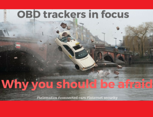 OBD-trackers – how big is the danger?